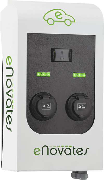 eNovates Dual Wallbox Series